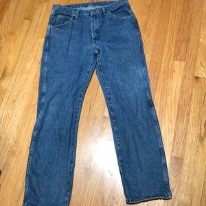 Wrangler Jeans Size 35x32